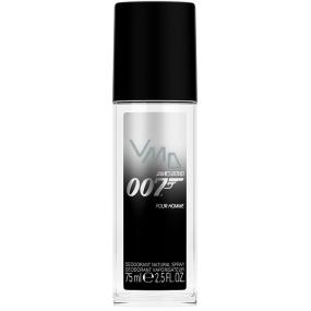 James Bond 007 Pour Homme parfémovaný deodorant sklo pro muže 75 ml