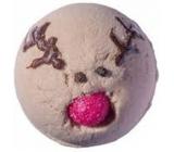 Bomb Cosmetics Rudolf - Run Rudolph Run Šumivý balistik do koupele 160 g