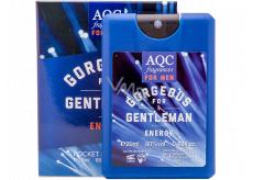 AQC Fragrances Gorgeous for Gentleman Energy toaletní voda pro ženy 20 ml