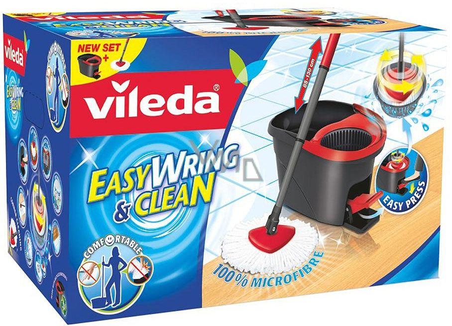 Vileda Easy Mocio Set Rotary Mop 133648 Vmd Parfumerie