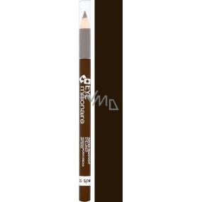 Miss Sporty Eye Millionaire Water-Resistant tužka na oči 002 Money Brown 1,5 g