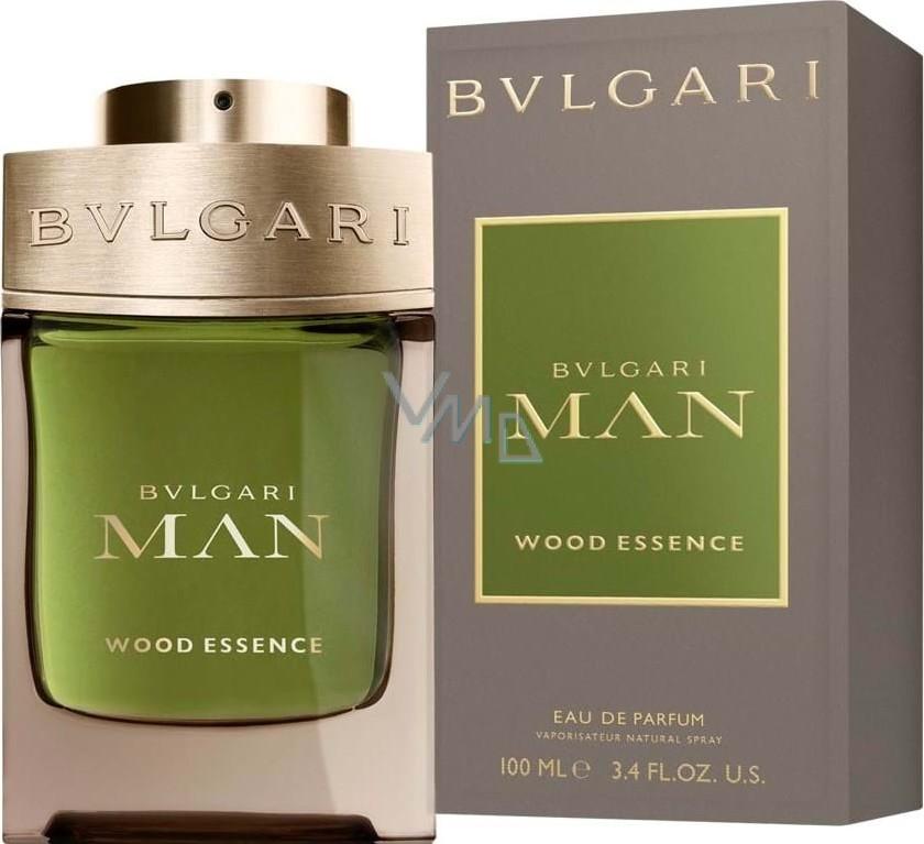 Bvlgari Man Holzessenz Eau de Parfum 100 ml