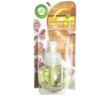 Air Wick Essential Oils Christmas Cookie - Vánoční cukroví elektrický osvěžovač náhradní náplň 19 ml