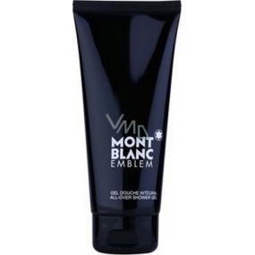 Montblanc Emblem sprchový gel pro muže 100 ml Tester