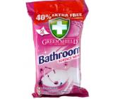 Green Shield Koupelna antibakteriální čisticí vlhčené ubrousky 70 kusů