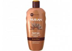 Nubian Self tan Bronz Effect samoopalovací tělový balzám 200 ml