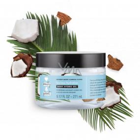 Love Beauty & Planet Kokosová voda a květiny Mimózy Luscious hydratační tělový gel 250 ml