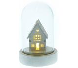 Epee Domeček Mini LED dekorace na postavení 9 cm