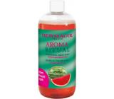 Dermacol Aroma Ritual Vodní meloun tekuté mýdlo na ruce náhradní náplň 500 ml