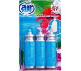 Air Menline Tahiti Paradise Happy spray osvěžovač náhradní náplň 3 x 15 ml