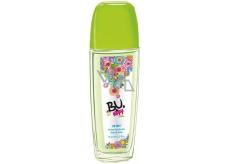 B.U. Hippy Soul parfémovaný deodorant sklo pro ženy 75 ml