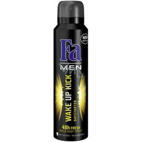 Fa Men Wake Up Kick deodorant sprej pro muže 150 ml