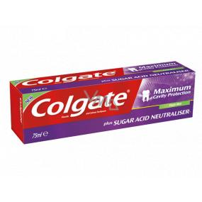 Colgate Maximum Cavity Protection Fresh Mint zubní pasta 75 ml