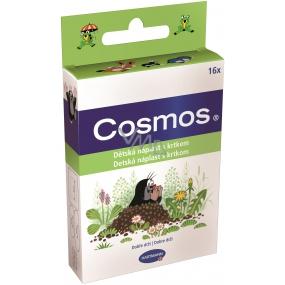 Cosmos Kids náplast s Krtečkem 16 kusů