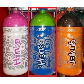 Nekupto Láhev pro zdravé pití s názvem Honza 0,5 l 1 kus