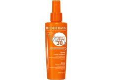 Bioderma Photoderm Bronz SPF30+ sprej na opalování 200 ml