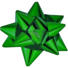 Nekupto Hvězdice střední metal zelená 127 51 HX 6,5 cm