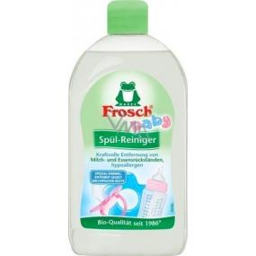 Frosch Eko Hypoalergenní mycí prostředek na kojenecké lahve a šidítka 500 ml
