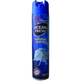 Miléne Ocean 2v1 osvěžovač vzduchu sprej 300 ml