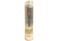Wella Wellaflex Brilliant Colors silné zpevnění lak na vlasy pro barvené vlasy 250 ml