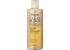 Pro:Voke Liquid Blonde Intenzivní kondicionér na melírované a blond vlasy 200 ml