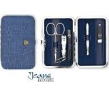 Kellermann 3 Swords Luxusní manikúra 5 dílná Fashion Materials v aktuálním módním materiálu 7252 FN