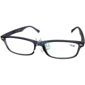 Berkeley Čtecí dioptrické brýle +2,0 černé mat 1 kus MC2 ER4040