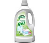 Real Green Clean prací gel na bílé i barevné prádlo 1,5 l
