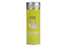 English Tea Shop Bio Citronová tráva, zázvor a citrusy 15 kusů bioodbouratelných pyramidek čaje v recyklovatelné plechové dóze 30 g, dárková sada