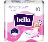 Bella Perfecta Slim Rose ultratenké hygienické vložky s křidélky 10 kusů