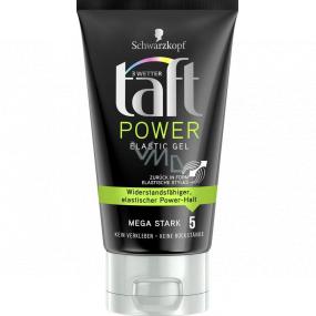 Taft Power Elastic mega silná fixace gel na vlasy 150 ml