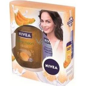 Nivea Kazmelon tělové mléko 250 ml + sprchový gel 250 ml,pro ženy kosmetická sada