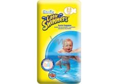 Huggies Little Swimmers 2-3 jednorázové pleny do vody 3-8 kg 12 kusů
