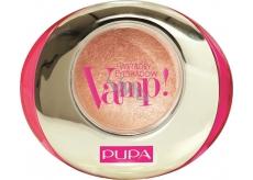 Pupa Dot Shock Vamp! Wet & Dry Eyeshadow oční stíny 603 Golden Apricot 1 g