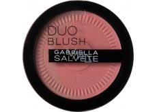 Gabriella Salvete Duo Blush tvářenka 03 8 g