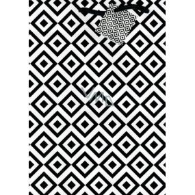 Nekupto Dárková papírová taška velká 32,5 x 26 x 13 cm 1557 02 KFL