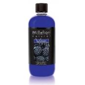 Millefiori Milano Natural Berry Delight - Ovocné potěšení Delight Náplň difuzéru pro vonná stébla 250 ml