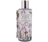 Bohemia Gifts & Cosmetics Botanica Levandule s olivovým olejem, extraktem z bylin a jogurtovou aktivní složkou sprchový gel 200 ml