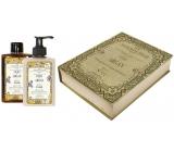 Amovita Olio di Argan sprchový gel 300 ml + tělové mléko 300 ml, kosmetická sada