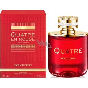 Boucheron Quatre En Rouge parfémovaná voda pro ženy 100 ml