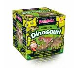 Albi V kostce! Dinosauři 2. vydání desetiminutová hra na procvičení paměti a vědomostí doporučený věk 6+