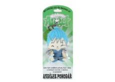 Albi Andělíček strážníček - Andílek pohodář přívěsek 8,5 cm