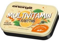 Energit Multivitamin Pomeranč vitamínové tablety pro posílení organizmu 42 tablet