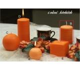 Lima Wellness Hřebíček aroma svíčka válec 60 x 90 mm