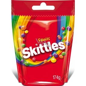 Skittles Fruits ovocné žvýkací bonbony 174 g
