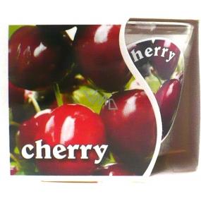 MaP Cherry aromatická svíčka ve skle 80 g