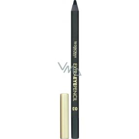 Deborah Milano Extra Eye Pencil tužka na oči 03 Dark Geen 2 g