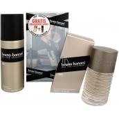 Bruno Banani Man toaletní voda 50 ml + deodorant sprej 150 ml, dárková sada