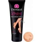 Dermacol Perfect voděodolný zkrášlující tělový make-up odstín Pale 100 ml