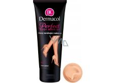 Dermacol Perfect Body Make-up voděodolný zkrášlující tělový make-up odstín Pale 100 ml